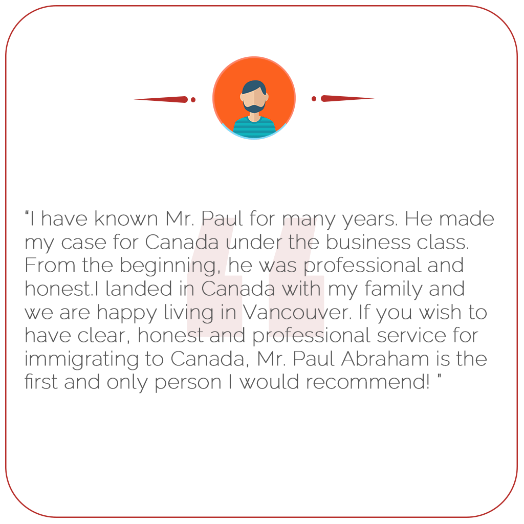 Reviews from Canadian Immigrant