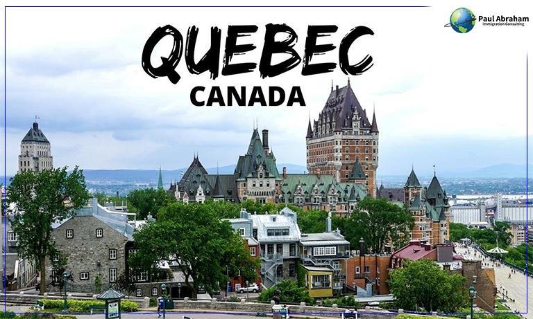 expression of interest in Quebec