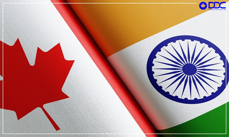 Immigrating to Canada from India