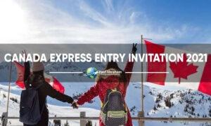 Canada Express Entry Invitation 2021