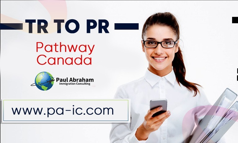 Tr to Pr Pathway Canada